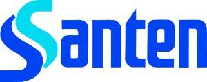 SantenPharma. Logotyp.