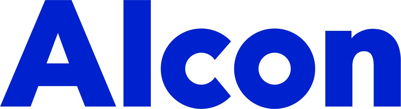 Logga Alcon